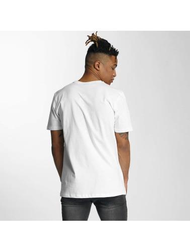 Criminal Damage Herren T-Shirt Battle in weiß