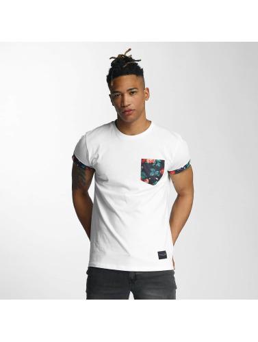 Criminal Damage Herren T-Shirt Omnia in weiß