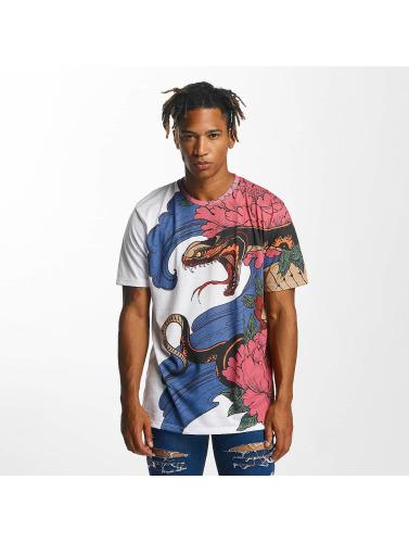 Criminal Damage Herren T-Shirt Chronicles in weiß