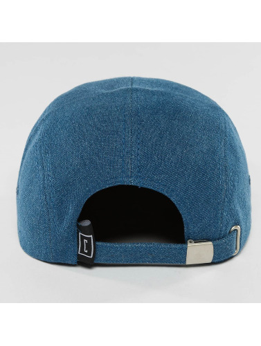 Cyprime 5 Panel Caps Strapback in blau