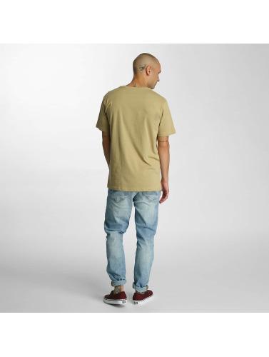 Cyprime Hombres Camiseta Cerium I Beis kjøpe billig rabatter 52MK1