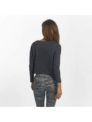 Cyprime Mujeres Camiseta de manga larga Actinium in azul