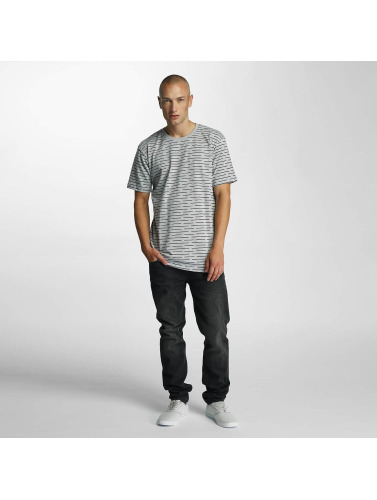Cyprime Hombres Camiseta Carbon in gris