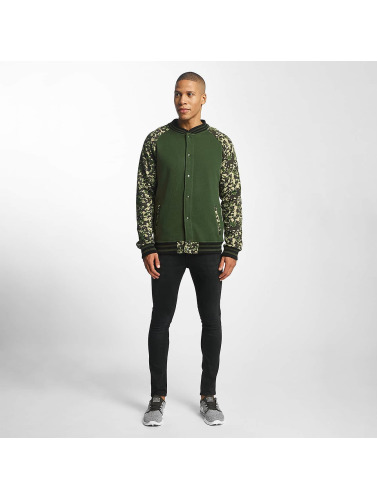 Cyprime Herren College Jacke Draco in camouflage