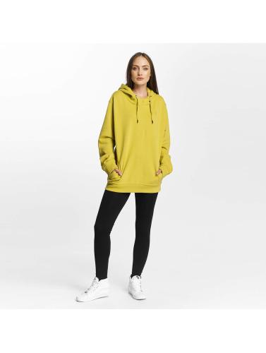 Cyprime Damen Hoody Cyber Oversized in gelb