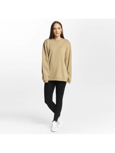 Cyprime Damen Pullover Titanium Oversized in beige