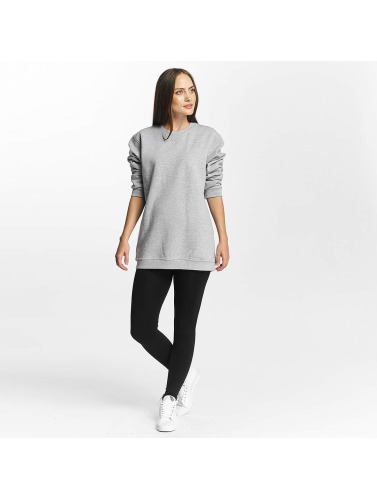 Cyprime Damen Pullover Titanium Oversized in grau