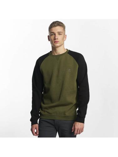 Cyprime Herren Pullover Basic in grün