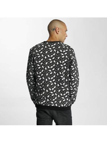 Cyprime Herren Pullover Tantalum in schwarz