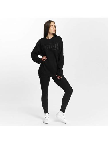 Cyprime Damen Pullover Zirconium Oversized in schwarz