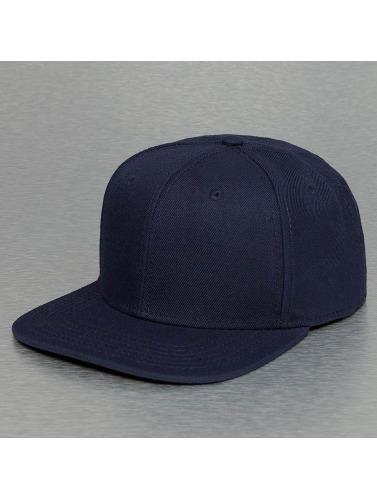 Cyprime Snapback Cap Basic in blau