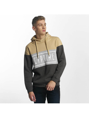 Cyprime Hombres Sudadera Helium in beis