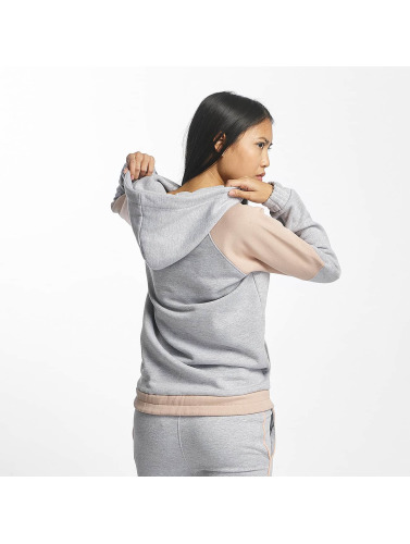 Cyprime Mujeres Sudadera Tungsten in gris