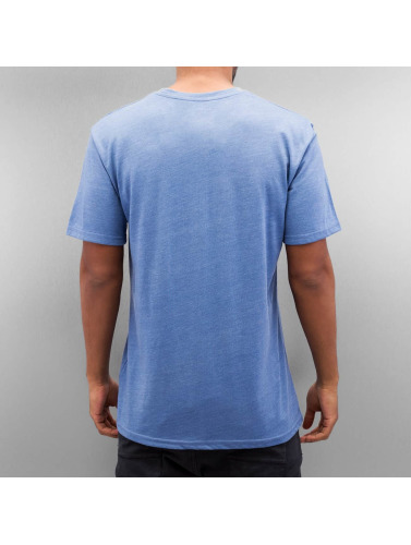 Cyprime Herren T-Shirt Breast Pocket in blau