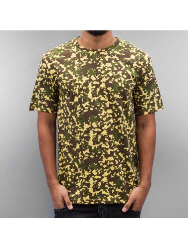 Cyprime Herren T-Shirt Segundo in camouflage