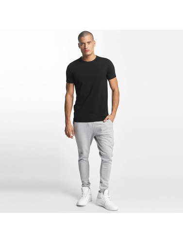 Cyprime Herren T-Shirt Basic in schwarz