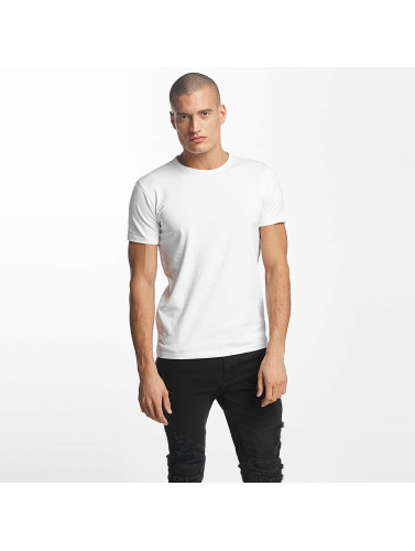 Cyprime Herren T-Shirt Basic in weiß