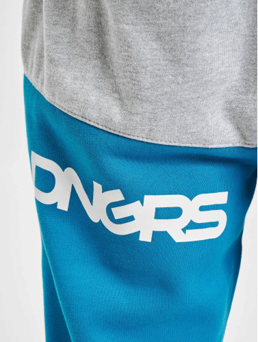 Dangerous DNGRS Herren Anzug Sweat in grau