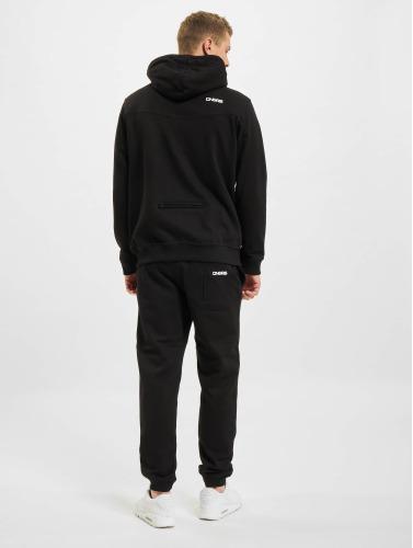 Dangerous DNGRS Herren Anzug Sweat Suit in schwarz