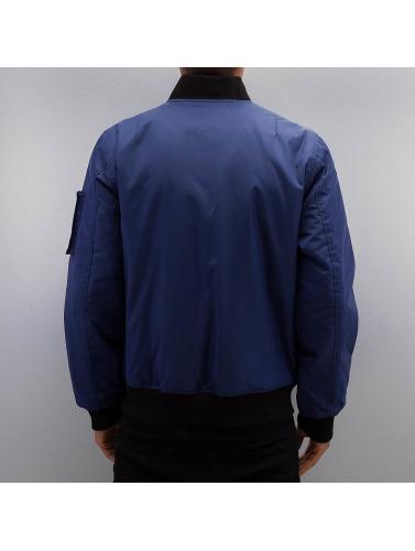 Dangerous DNGRS Herren Bomberjacke Classic in blau Beliebt Zu Verkaufen Rabatt Niedrigsten Preis Billig 2018 Neu Billig Manchester jP0tUd0C