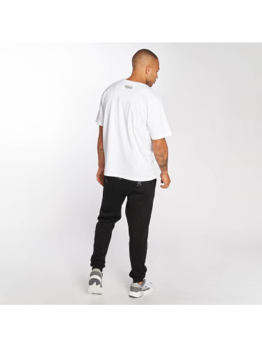 Dangerous DNGRS Hombres Camiseta ElLoko in blanco