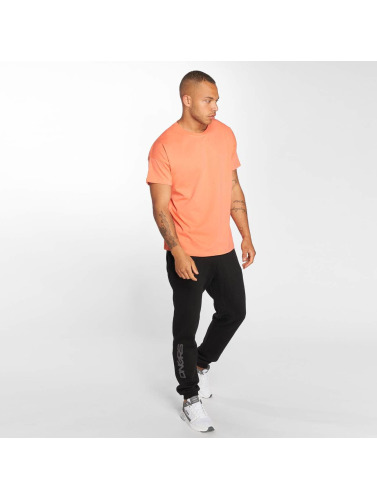 Dangerous DNGRS Hombres Camiseta Tired in naranja
