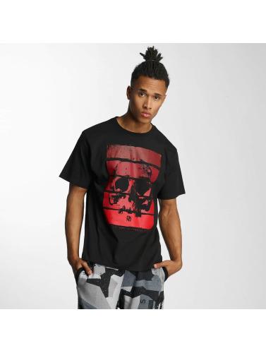 Dangerous DNGRS Hombres Camiseta Rising in negro