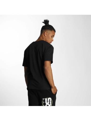 Dangerous DNGRS Hombres Camiseta Je Suis Graffiti in negro