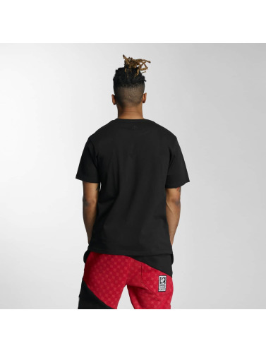 Dangerous DNGRS Hombres Camiseta Race City in negro