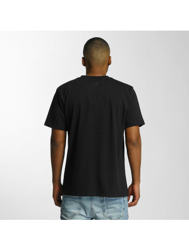 Dangerous DNGRS Hombres Camiseta Don Bomb in negro
