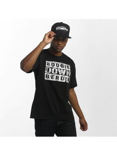 Dangerous DNGRS Hombres Camiseta BoogieDown in negro