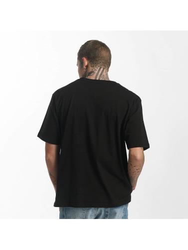 Dangerous DNGRS Hombres Camiseta Race City Pikwire in negro