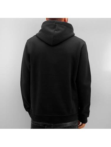 Dangerous DNGRS Herren Hoody Absolut Colour in schwarz