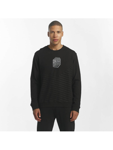 Dangerous DNGRS Hombres Jersey Tackle in negro
