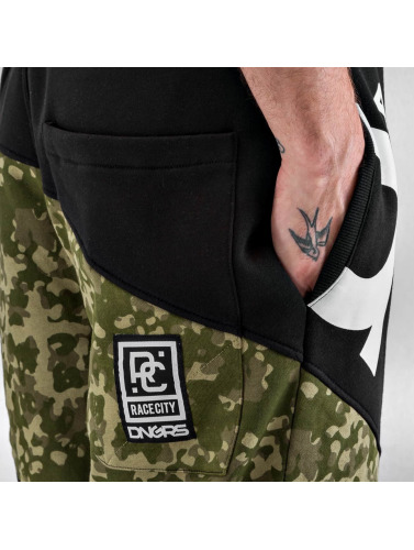 Dangerous DNGRS Herren Jogginghose Toco in camouflage