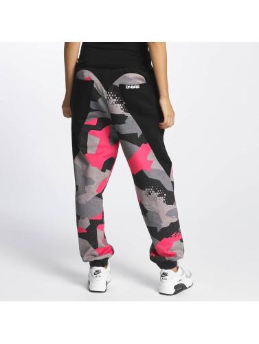 Dangerous DNGRS Damen Jogginghose Twerky in camouflage