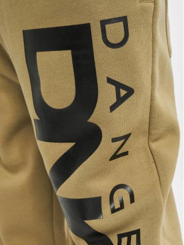 Dangerous DNGRS Herren Jogginghose Classic in khaki