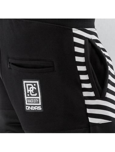 Dangerous DNGRS Herren Jogginghose Race City II in schwarz