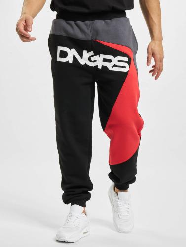 Dangerous DNGRS Herren Jogginghose Race City in schwarz
