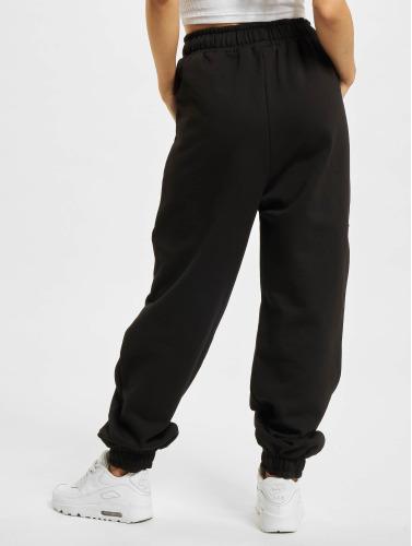 Dangerous DNGRS Damen Jogginghose Soft Dream Leila Ladys Logo in schwarz