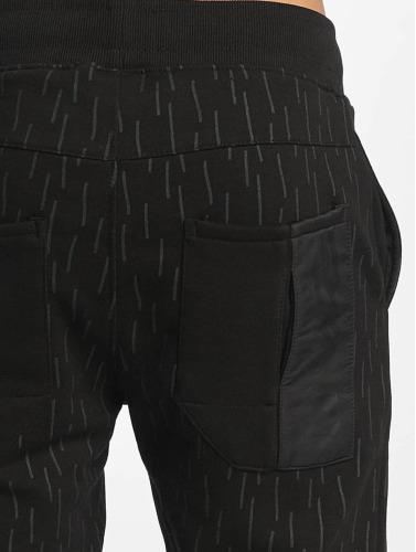 Dangerous DNGRS Herren Jogginghose New Pockets in schwarz