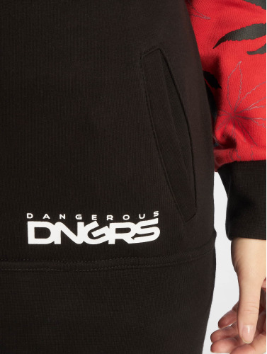 Dangerous DNGRS Damen Kleid Health in rot