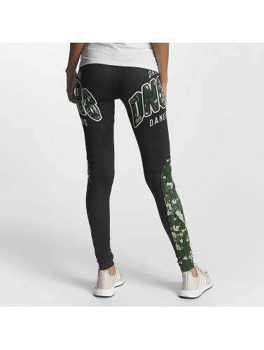 Dangerous DNGRS Damen Legging OriginalD in camouflage