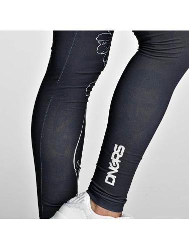 Dangerous DNGRS Damen Legging Flourish in schwarz