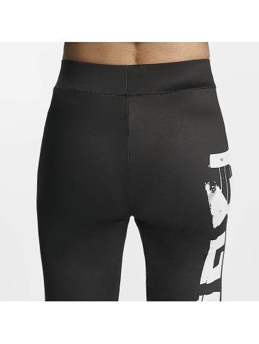 Dangerous DNGRS Damen Legging Smear in schwarz