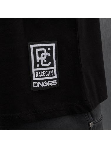 Dangerous DNGRS Herren Longsleeve Drew Race City in schwarz