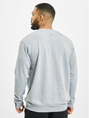 Dangerous DNGRS Herren Pullover Tackle in grau