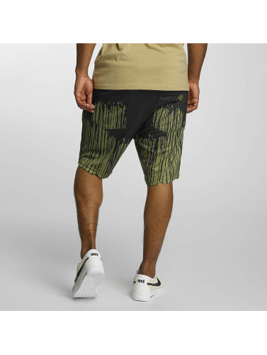 Dangerous DNGRS Herren Shorts Rainy in olive