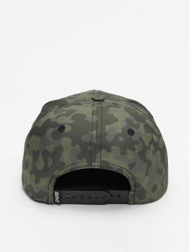 Dangerous DNGRS Snapback Cap Kreuzberg in camouflage