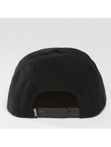 Dangerous DNGRS Snapback Cap Master in schwarz